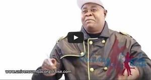 Interview : Jamaitha Inanga sur le plateau d'Univers Rumba Congolaise