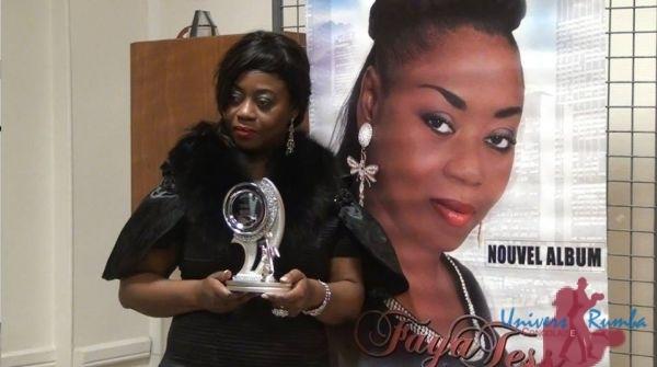 Remise de prix 2014 Faya Tess