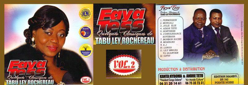 "Pascal Emmanuel Sinamoyi Tabu Ley ""Rochereau"""
