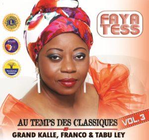 Album Faya Tess - Au temps des classiques vol_3