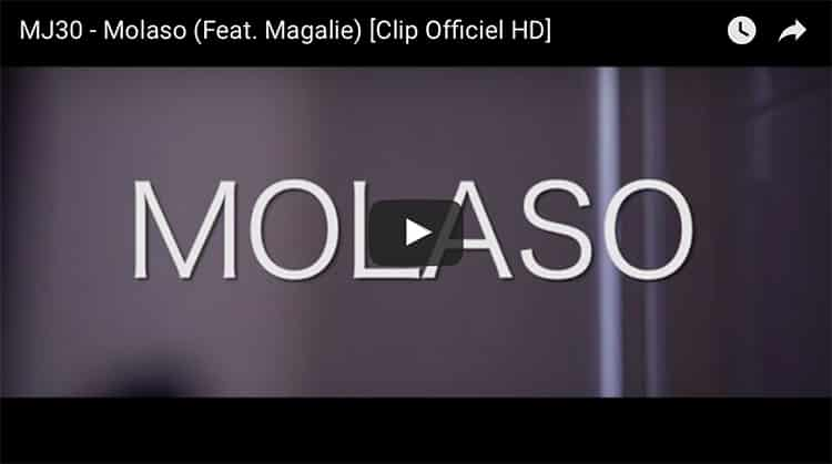 Clip Molaso - MJ30