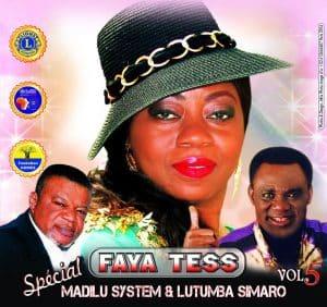 Faya Tess spécial Madilu System et Lutumba Simaro