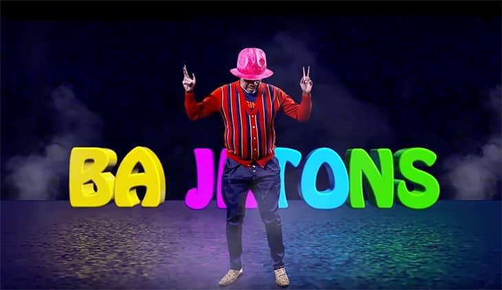 Sortie officielle du Clip «Ba Jetons» de Papa WEMBA