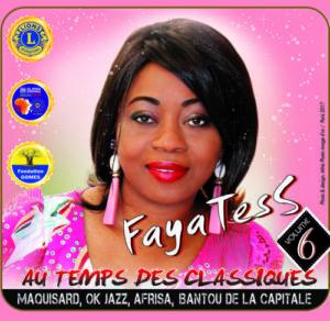 Album Faya Tess - Au temps des classiques vol_6