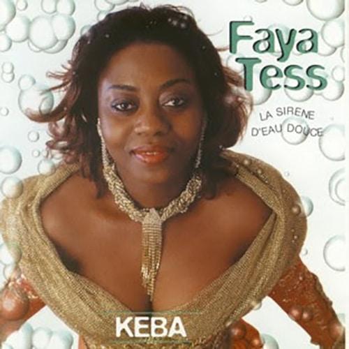 Faya Tess - Album Keba