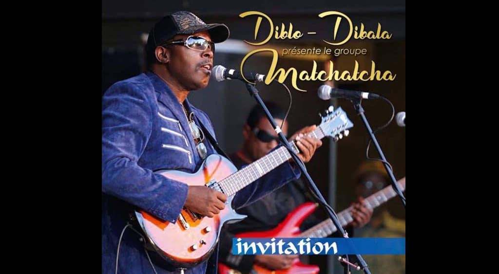Nouvel album : «Invitation» le nouvel opus de Diblo DIBALA