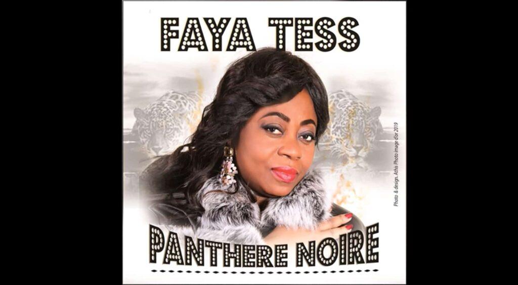 Single : La Panthère Noire Faya Tess